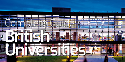 Complete British Universities Guide