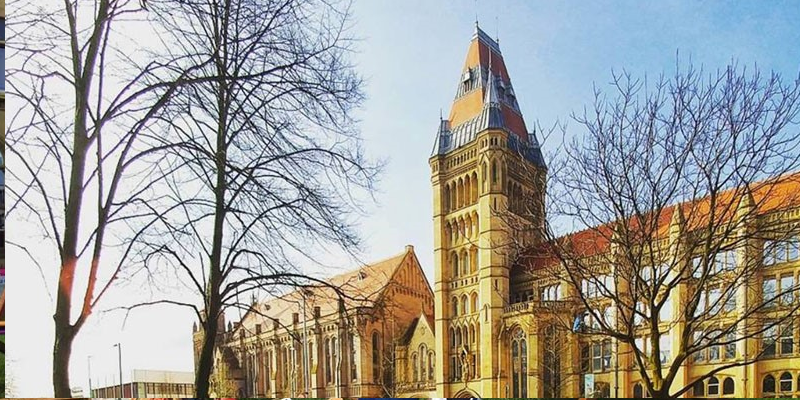 The University Of Manchester Gallery 02